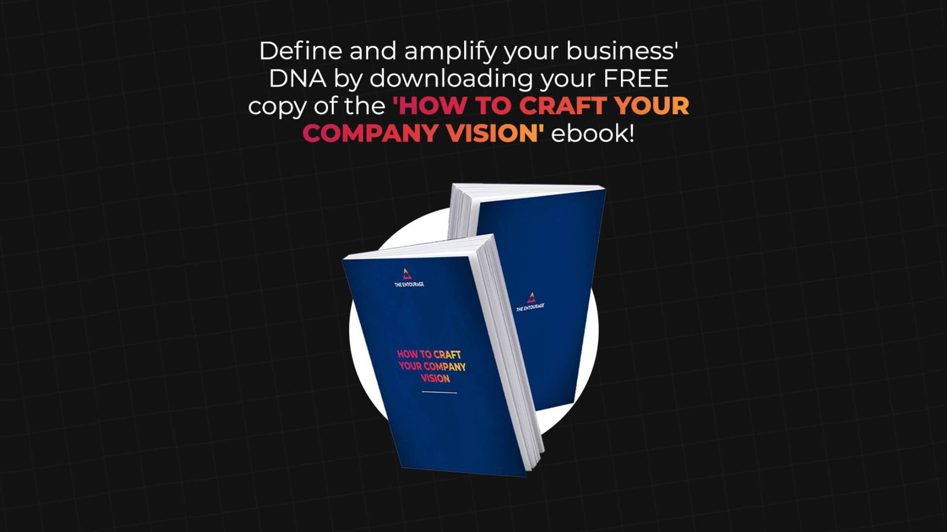 How to craft your company vision ebook podcast page CTA