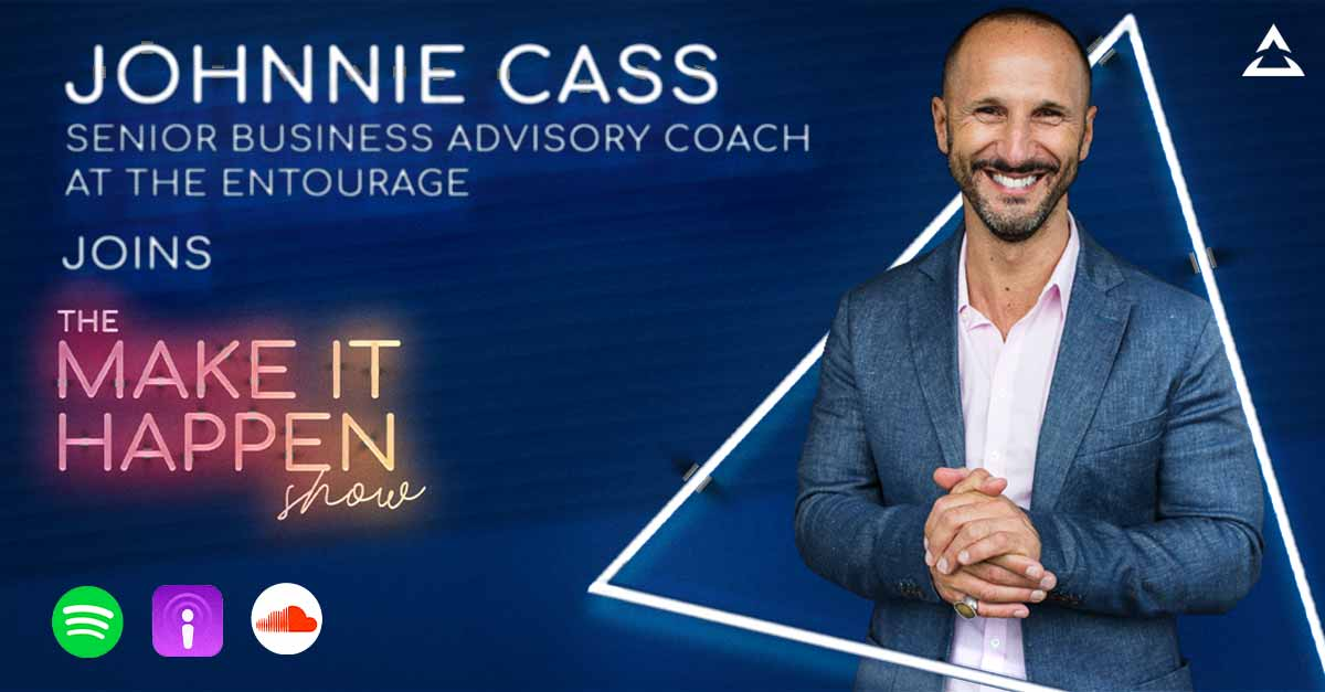 46. Johnnie Cass joins The Make It Happen Show image