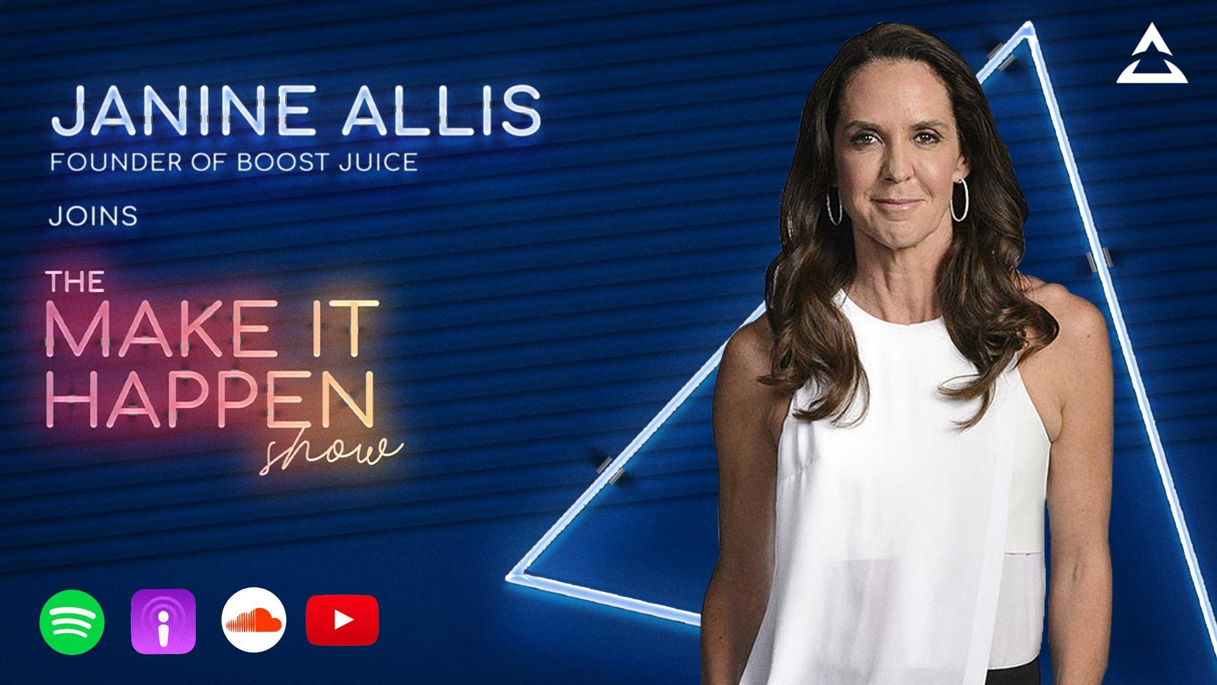 Janine Allis promo image