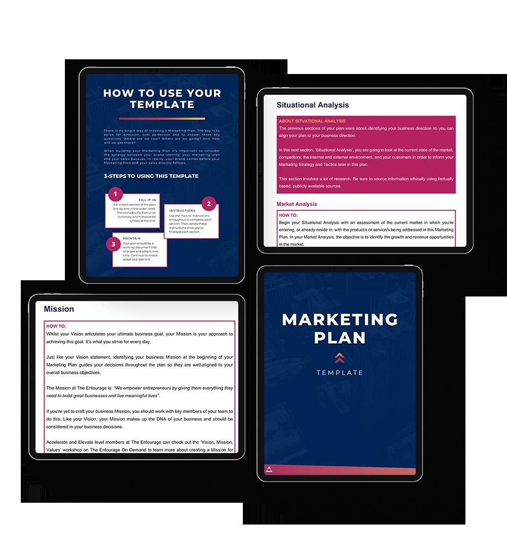 Template-Marketing-Plan