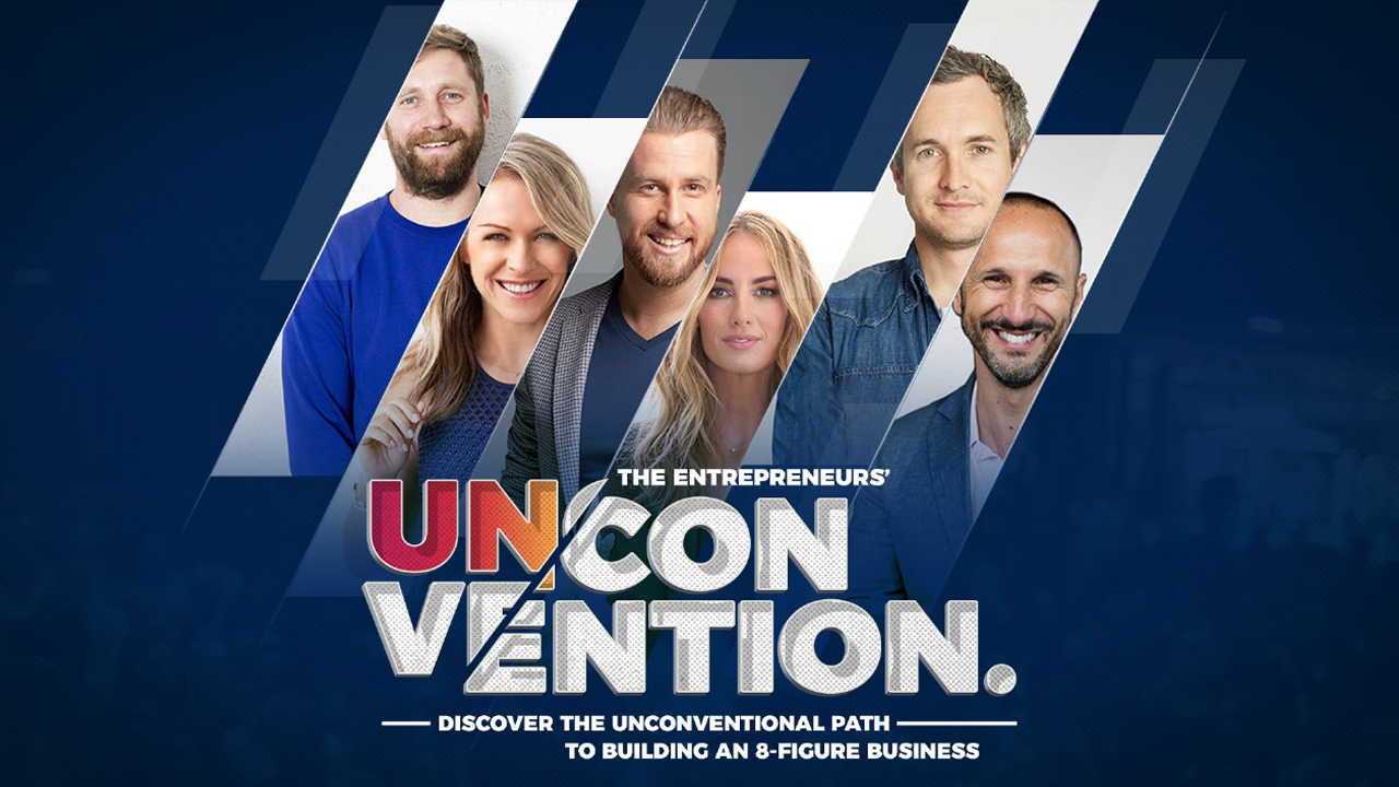 Unconvention event featured image