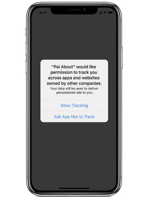iOS14 Tracking