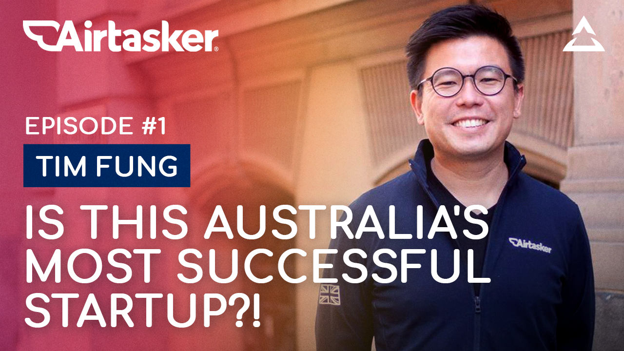 Tim Fung — Best business advice from most successful Aussie startup