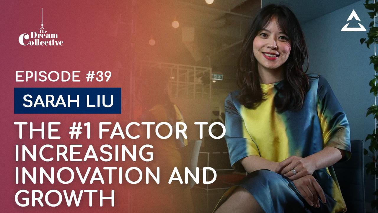 Sarah Liu — How diversity and inclusion can grow your business