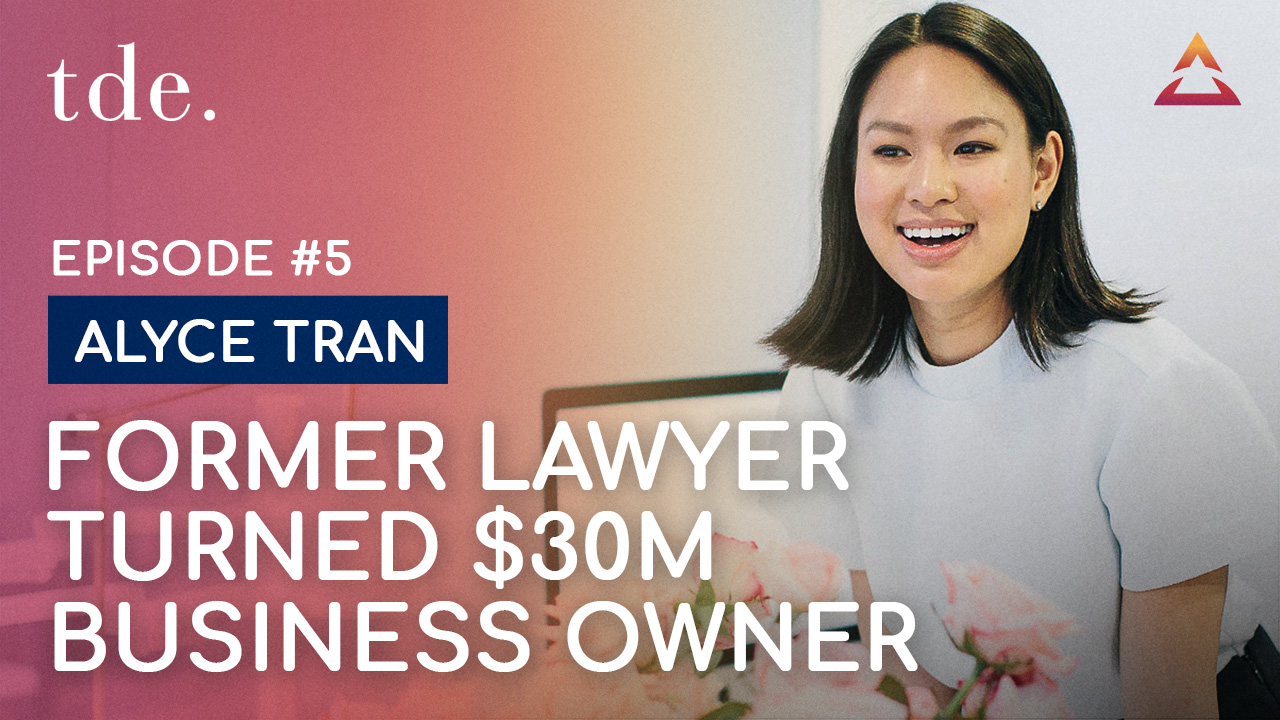 Alyce Tran — Best e-commerce advice from million dollar entrepreneur