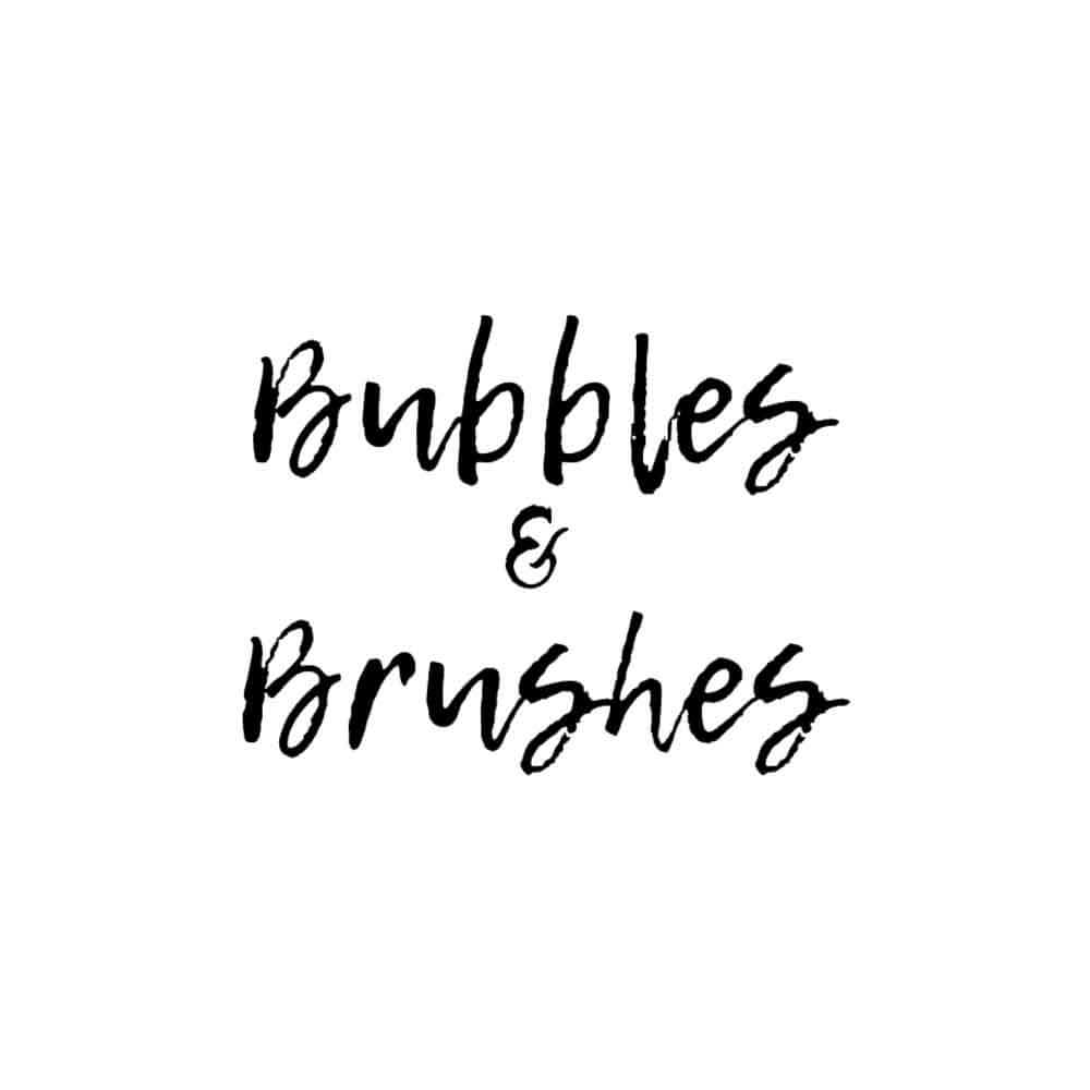 bubble-and-brushes