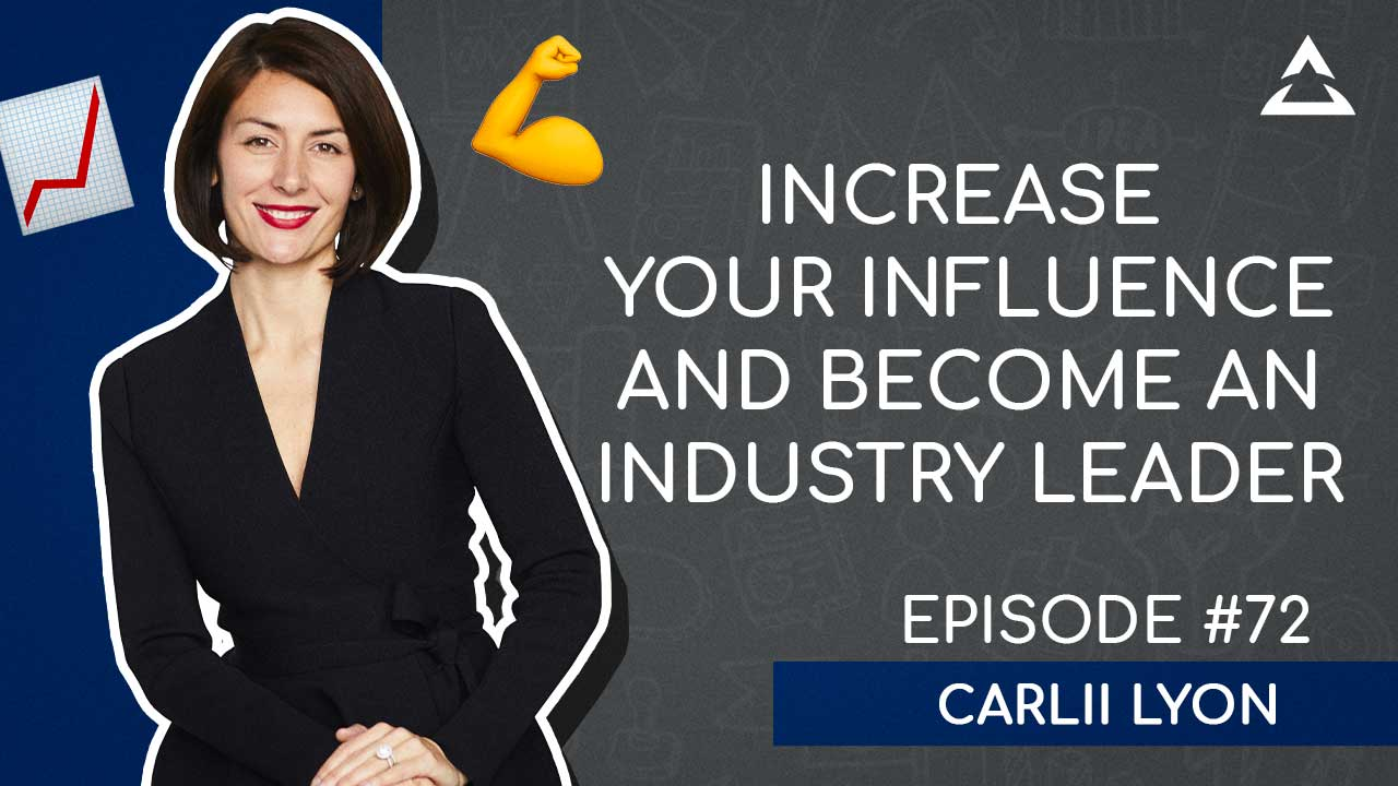 3 steps to building a strong personal brand with Carlii Lyon