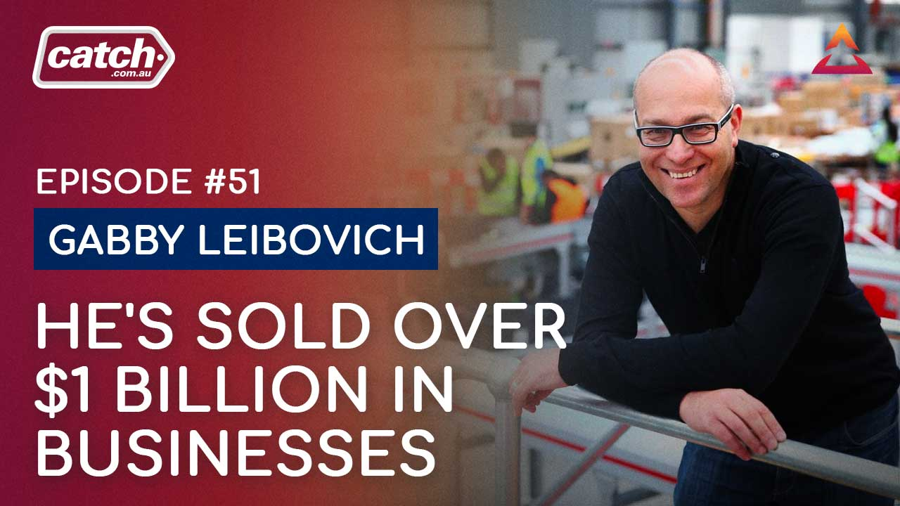 Gabby Leibovich — How to build businesses worth $1 billion in exits