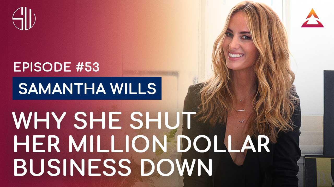 Samantha Wills — From Bondi Markets to multi-million dollar brand