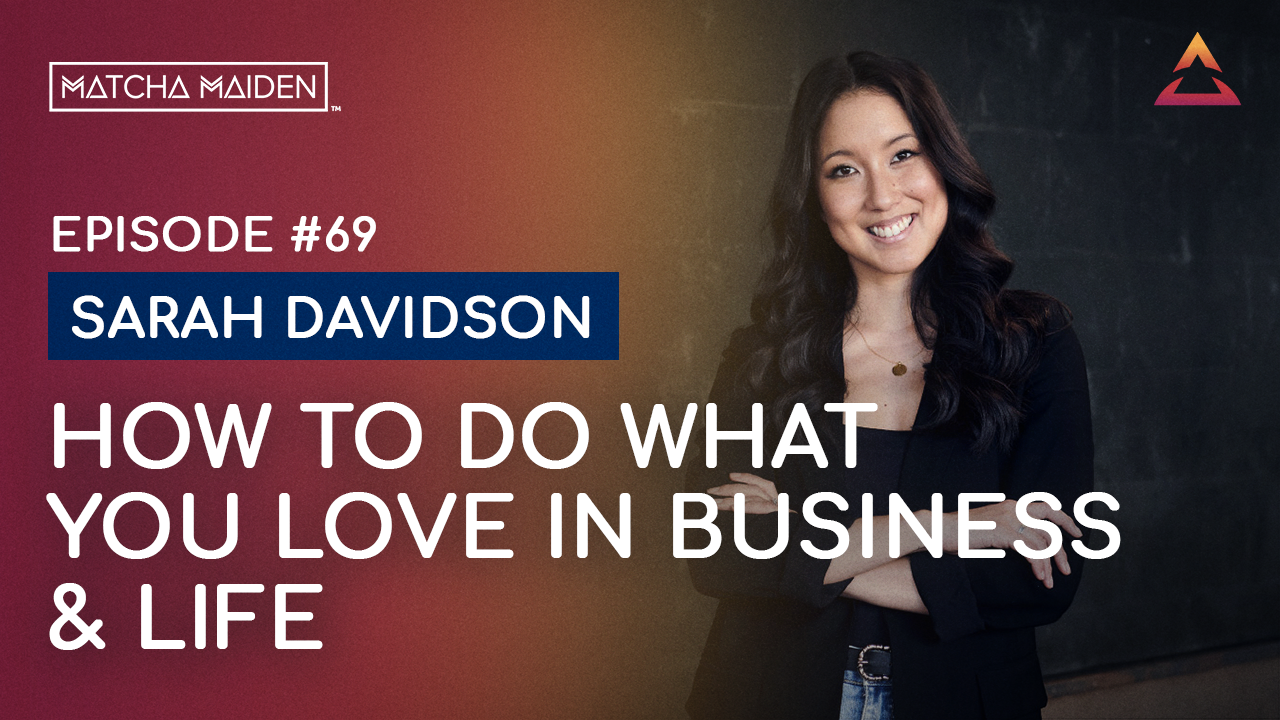 Sarah Davidson — From corporate job to business owner to exiting
