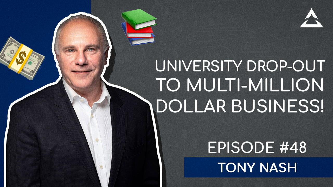 From $10/Day To A $370 Million Business with Tony Nash